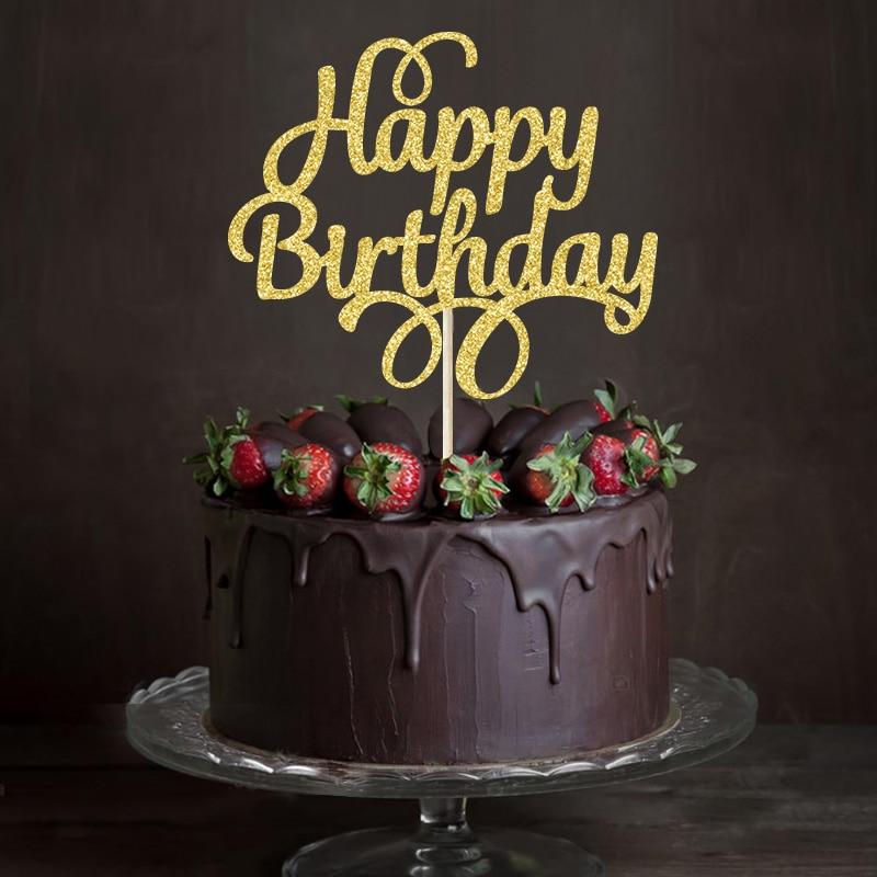 Happy Birthday Cake Yasmeen