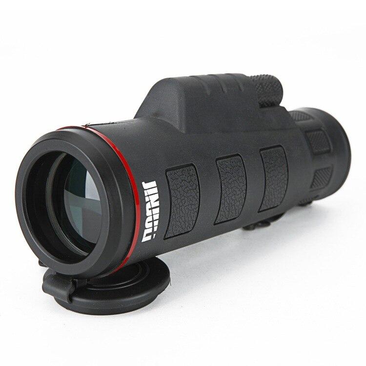 35x50 Монокуляр увеличением Водонепроницаемый высокой мощности одной рукой фокус бинокль Оптический для Охота с зажимом
