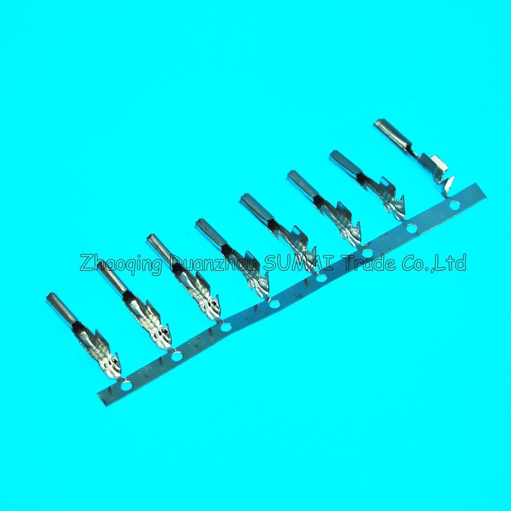 Female Automotive Control System connector terminals, ECU plug wire ...