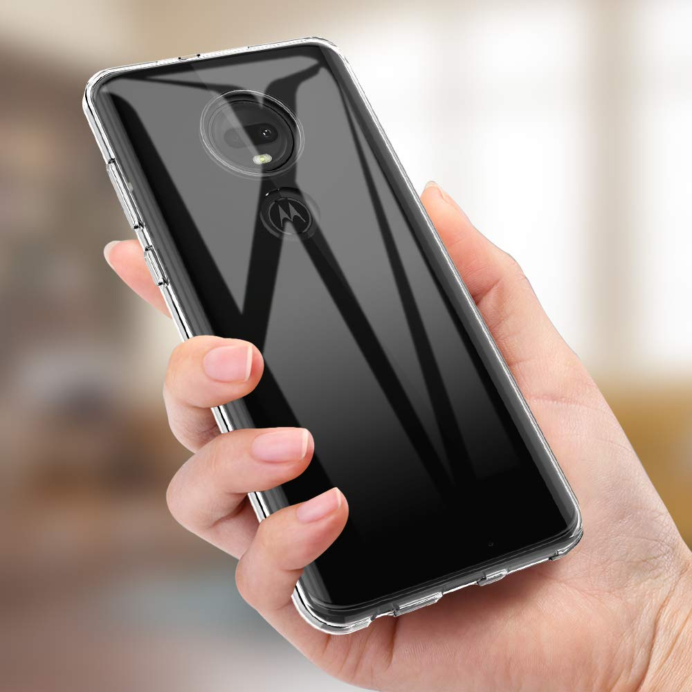 For Moto G7 Plus Case Moto G7 Clear Case Soft Silicone Back Cover Phone Case For Moto G7 Plus G 7 Play Power G7Power G7Plus