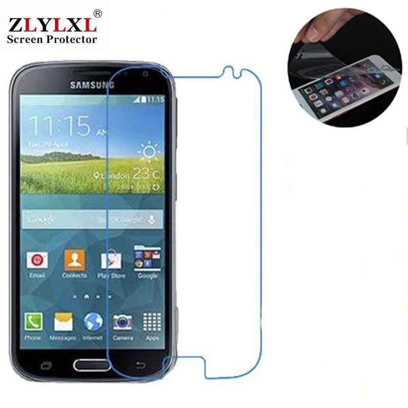 3 Pcs HD Screen For Samsung Galaxy K Zoom Screen Protector Film C1158 C1116