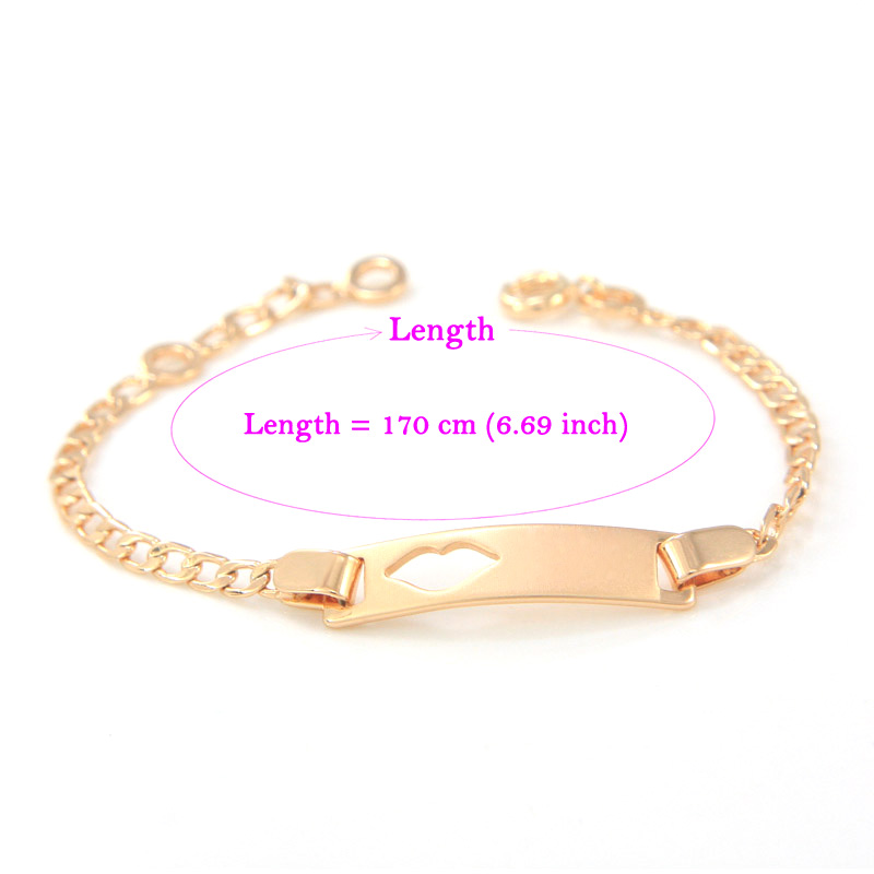 silver p key jewelry glass plated women romantic wholesale bracelet for