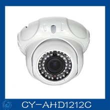 AHD camera 1.3MP metal dome cameras 36pcs leds camera waterproof night vision IR cut filter 1/3 serveillance home.CY-AHD1212C