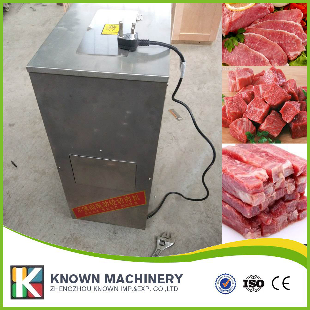 20mm meat strips slicer machine UK  , if shipping by express total price 1235USD, if CFR by sea 1060USD to Mauritius ce iso under 6cm wide and length unlimited little fish killer machine with cfr price shipping by sea