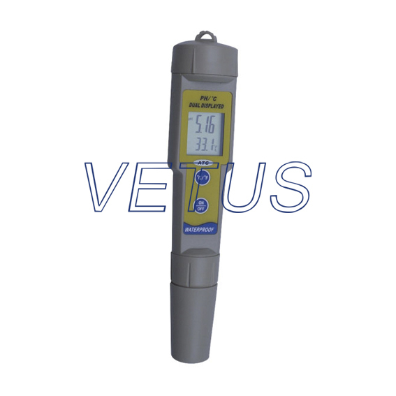 PH-035 Waterproof and designed to float pen type ph meter 035