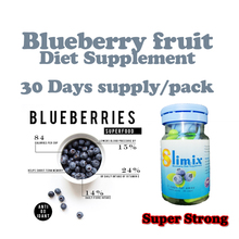 (BUY 2 to get 1 more for free ) Free shipping original blueberry extracts 30 days supply for Fast weight loss slimming