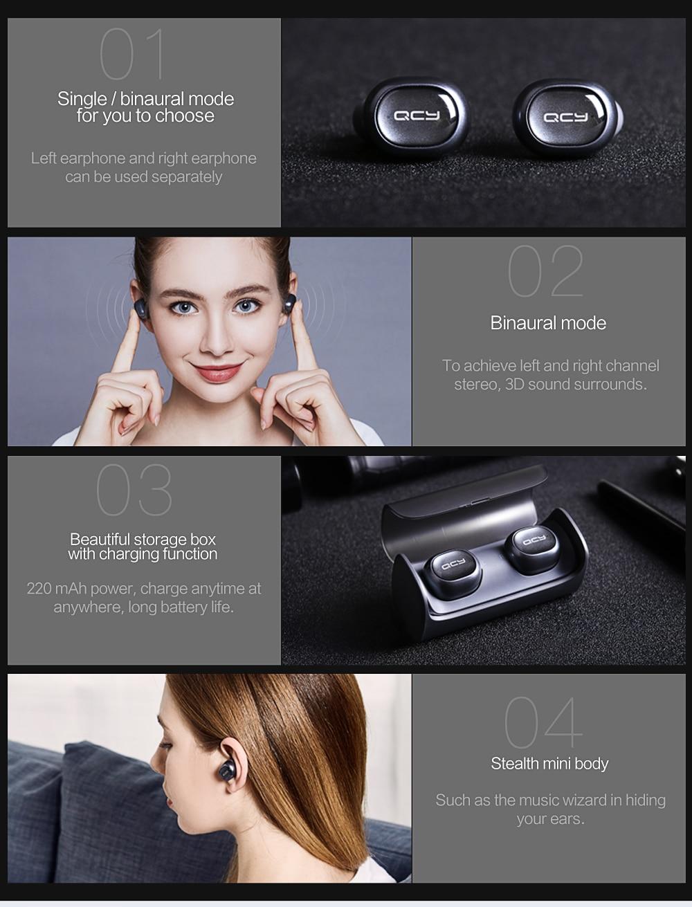 QCY Q29 business bluetooth earphones QCY Q29 business bluetooth earphones HTB1D4X