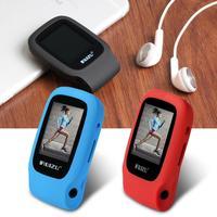 Ruizu X09 Sport Hifi Audio Mini Mp3-player Musik Mp 3 Mp-3 mit Radio Digital Screen Fm Flac Usb 8 Gb Lcd Recorder Hallo-fi Wal