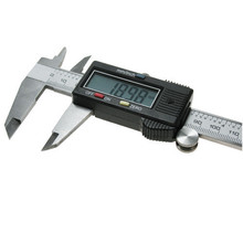 Wholesale prices 150mm 6″ Digital CALIPER VERNIER GAUGE MICROMETER Ruler free shipping with tracking