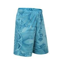 Brand Mens' Sportswear Running Shorts Elastic Fitness Gym Basketball Football Shorts Man Sport Shorts Jogger Boxer Plus Size 4XL