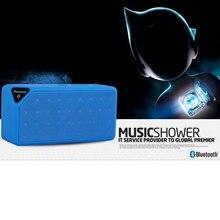 X3S portable Mini wireless stereo bluetooth speaker Box TF FM Radio Built in Microphone MP3 speaker