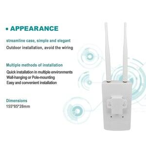 Image 2 - Yeacomm CPF905 ความเร็วสูง 4G LTE CPE Router กลางแจ้ง WIFI Wireless AP พร้อมซิมการ์ด