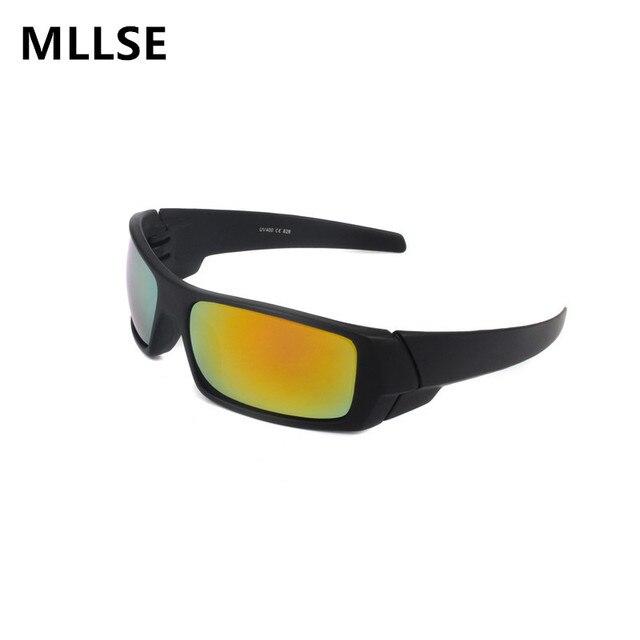8dd23bb9dfd0f MLLSE 2017 Óculos De Sol Dos Homens Do Vintage Top Qualidade Da Marca Óculos  de Sol