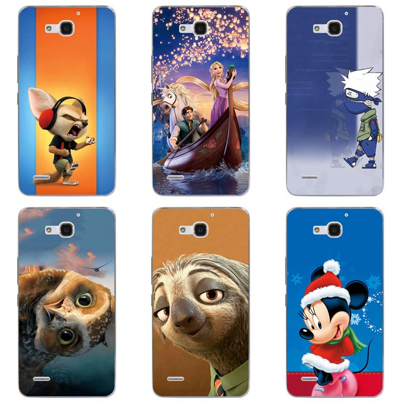 For Huawei honor 3X G750 G 750 Case Charismatic and deluxe painted mobi