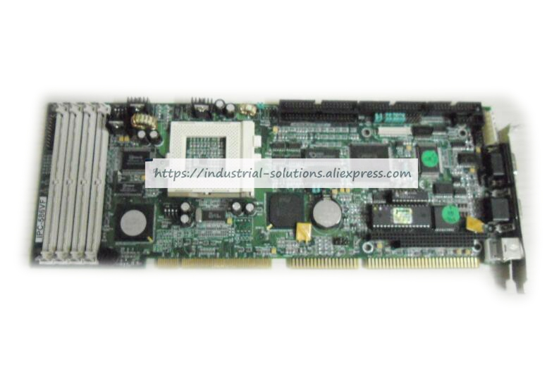 Original Full length industrial control BOARD IPC-586VF 100% tested perfect quality ipc board industrial motherboard arm9 development board embedded motherboard 6410 100% tested perfect quality