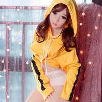 Ultra Soft Lifelike Life Size TPE Doll Skin color Adult Toy Real Women Torso Sex Dolls 3D Adult Sex Toys For Male Personal Care