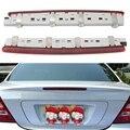 Universal LED Vermelho Traseiro Cauda Brake Parar Ligue Luz de Sinalização Para Mercedes W203 C-Classe e SEDAN 2000-2007