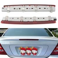 Universal LED Red Rear Tail Brake Stop Turn Signal Light For Mercedes W203 C Class SEDAN