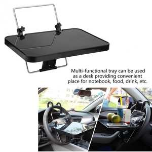 Desk Computer Table Steering Wheel Desk Car String Car Laptop Food Steering Wheel