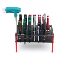 Metal Model Maintenance Tools Holder Screwdriver Storage Rack RC Parts for RC Car Drone Quadcopter Multicopter Repair
