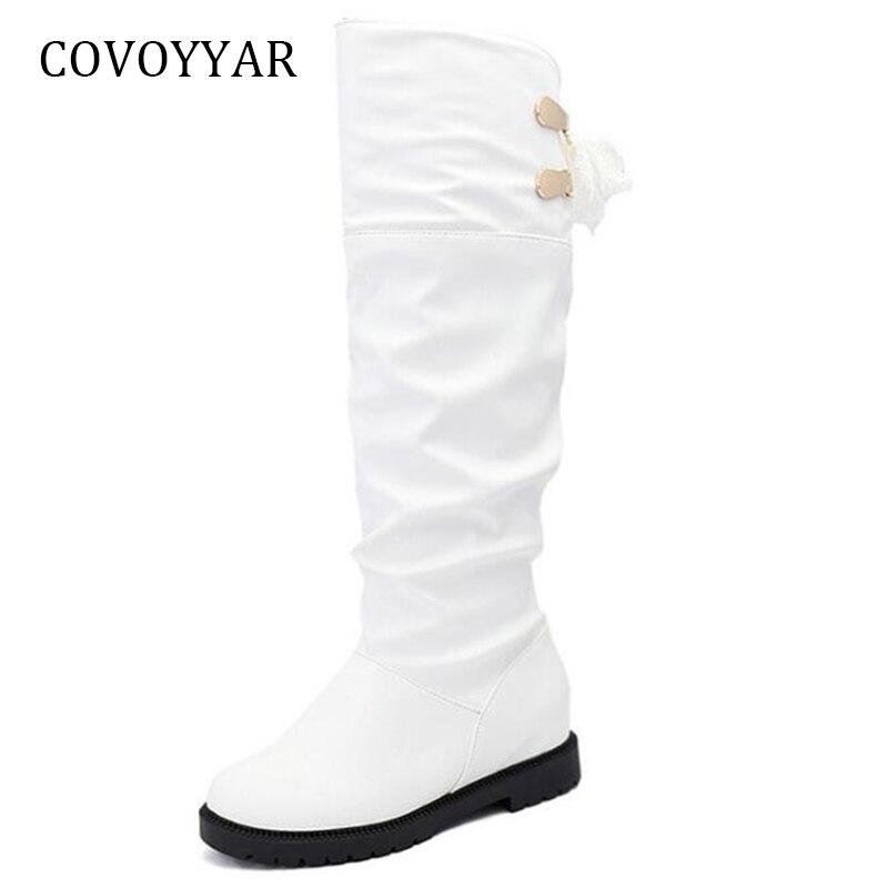 Cruz Wbs900 Mujeres blanco Covoyyar Negro Blanco Larga 2019 Falda Botas E Negro Zapatos Caballero Atado De Otoño Invierno zvwZRzq