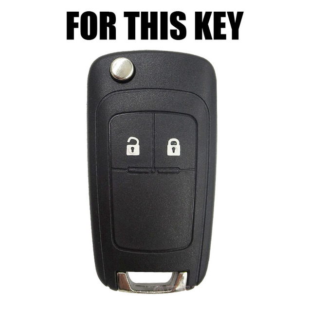 2 Button Silicone Car Remote Key Fob Shell Cover Case For Opel Astra J Corsa D Zafira C Mokka Insignia Cascada Karl Adam Meriva
