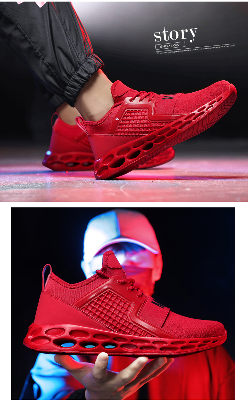 HTB1D4b1BZuYBuNkSmRyq6AA3pXaE Shoes Men Sneakers Breathable Casual Shoes Krasovki Mocassin Basket Homme Comfortable Light Trainers Chaussures Pour Hommes