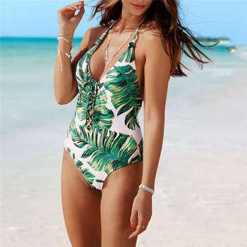 2019 Womens Swimming Costume Padded Swimsuit Monokini Push Up Bikini Sets Swimwear Bikini Suit Swimsuit bathing suit bikini 4sg