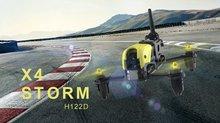 Hubsan Mini H122D X4 Storm RC Helicopter 5 8G FPV Micro Racing font b Drone b