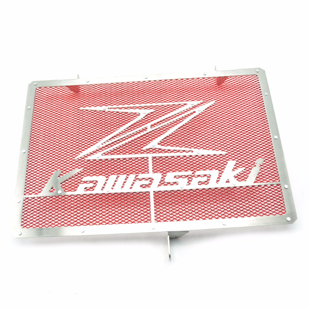 MOTO Radiator Protection Cover Grill Guard Grille Protector For Kawasaki Z750 Z1000 2007 2008 2009 2010 2011 2012 2013 2014 2015 motorcycle motorcycle radiator protective cover grill guard grille protector for kawasaki z1000sx ninja 1000 2011 2012 2013 2014