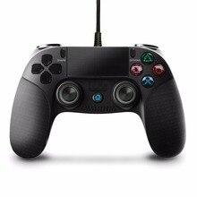 Para o Controlador PS4 2.2 M Wired Gamepad para Playstation 4 Dualshock 4 Joystick Gamepads Vibração Múltipla 6 Axies para PS4 para PC