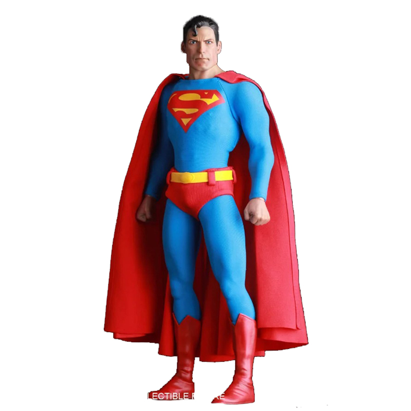 DC Comic Superman Action Figure Collectible Anime Crazy Toys