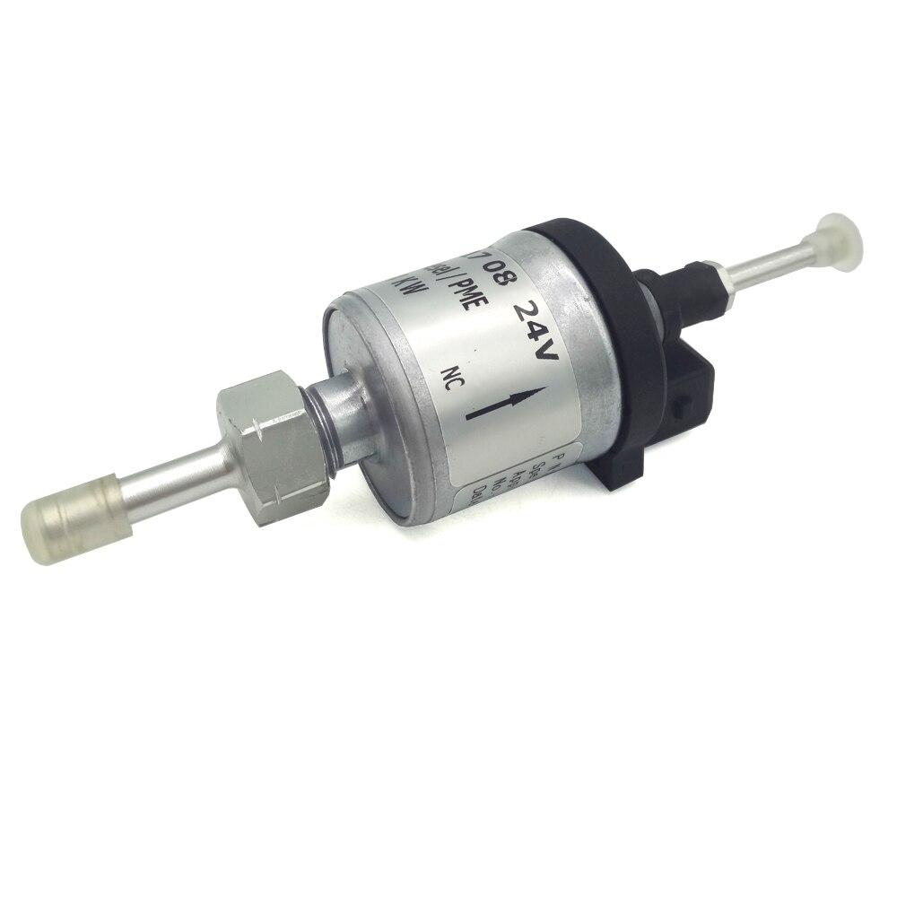 Pompe à essence doseuse TopAuto 12 V 24 V Eberspacher Airtronic D2 D4 2KW 4KW chauffage de stationnement Diesel de voiture électronique 224519010000 - 3