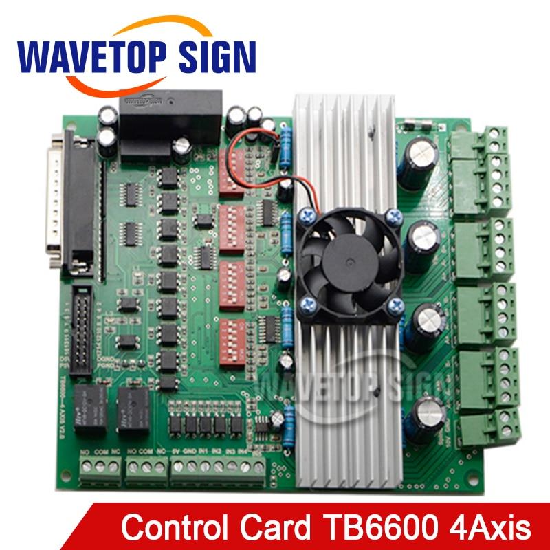 TB6600 4.5A 36V / 4 Axis Engraving Machine Drive / Stepper Motor Driver 4.5A 36V Replace TB6560TB6600 4.5A 36V / 4 Axis Engraving Machine Drive / Stepper Motor Driver 4.5A 36V Replace TB6560