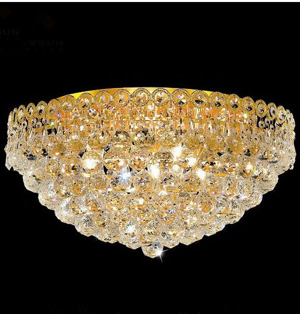 Gold Crystal Ceiling Light Fixture Modern Ceiling Light Chrome Ceiling Light Lighting Lamp Guaranteed 100 Free