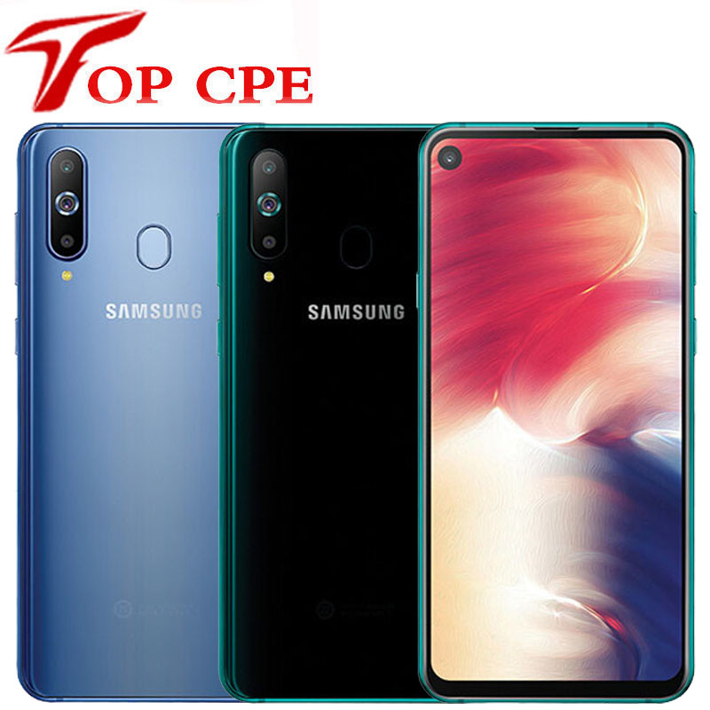 "Original Samsung Galaxy A8s SM-G8870 4GLTE Mobile Phone 6.4"" 6GB RAM 128GB ROM Octa Core Snapdragon 710 Four Camera SmartPhone(China)"