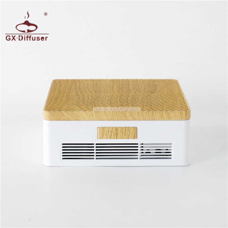 GX.Diffuser Car Air Purifier Air Filter Portable Mini Air Purifier Smoke Odor Air Cleaner Deodorizer Negative Ion HEPA Filter gx diffuser car air purifier clean air ozone portable air purifier hepa dust collection filter