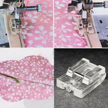 Presser Foot Sewing-Machine-Parts Juki Invisible Janome Singer Zipper Household Plastic