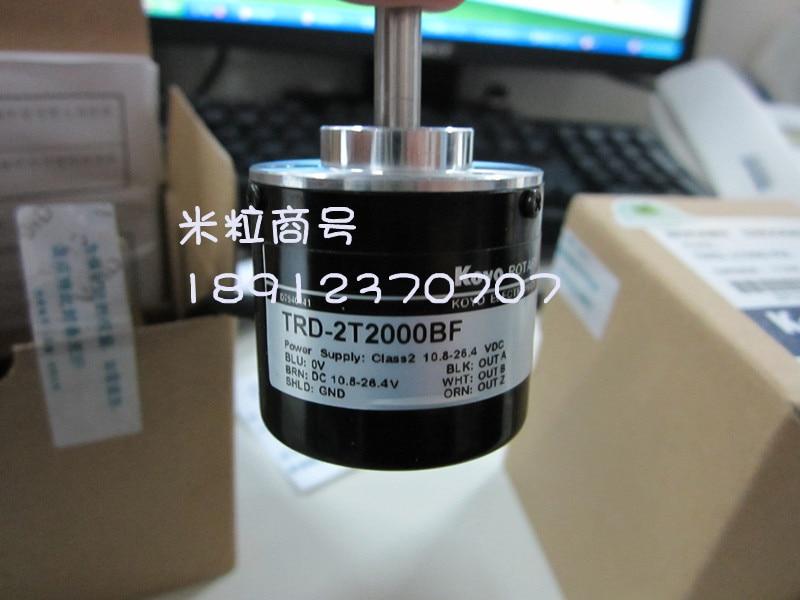 все цены на Free Shipping High Quality Original Koyo Encoder TRD-2T2500V Warranty One Year TRD-2T2500VH онлайн