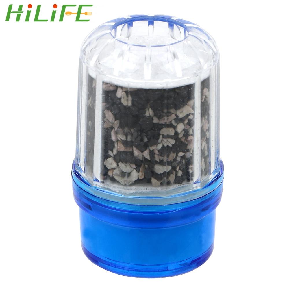 Confiado Hilife Activado Filtro De Agua De Carbono Blíster Cocina Baño Herramienta Ahorro De Agua Grifo Accesorios Grifo Boquilla Adaptador De Filtro