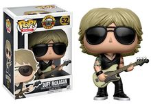 Funko pop Official Rocks: Guns N Roses – Duff Mckagan Vinyl Action Figure Collectible Model Toy with Original Box