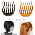 Mulheres moda Hair Styling Clipe Vara Bun Criador Braid Ferramenta Acessórios Para o Cabelo