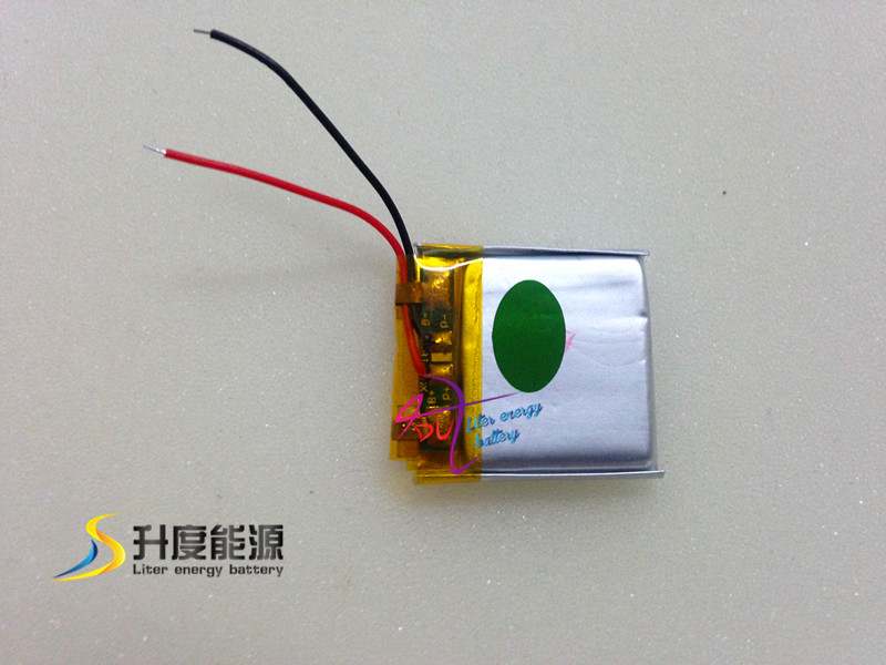 Ultra-thin rechargeable lithium battery 130mah 3.7v li-polymer battery 032323 for bluetooth headset 3 7v lithium polymer battery 601723 battery bluetooth headset battery length 23mm wide 17mm thick