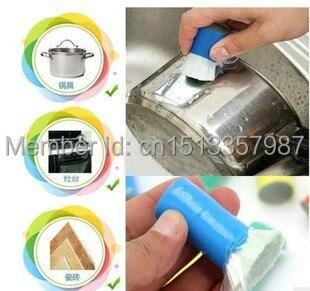 Óxido de metal de acero inoxidable descontaminación palillo mágico de limpieza c