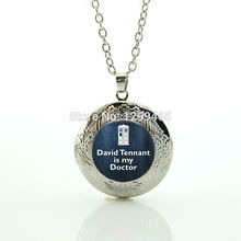 Classic Collection Doctor Who Necklace,supernatural accessories personality leisure series essential  your finish choice N 1043
