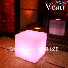 Пульт дистанционного управления rgb led куб свет 20 см 30 см 40 см VC-A400