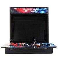 Аркады Настольные Bartop шкаф 815 в 1 коробке 4S Аркада консоли двойной плеер двойной Джойстик Аркада игровой консоли с Дисплей