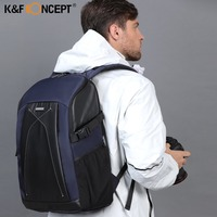 K F CONCEPT Multi Functional Waterproof DSLR Camera Shoulder Bag Professional Video Photo Backpack With PE