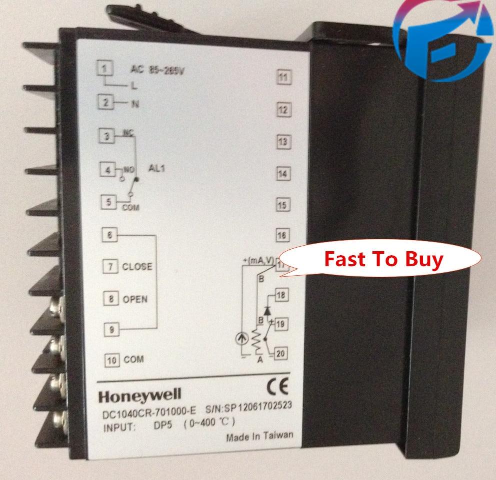 DC1040CR-701000-E Temperature Controller HONEYWELL For Burner replace Siemens RWF40 or KS40 Series original honeywell temperature controller dc1040ct 302000 e