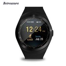 Betreasure BW01 Smart Watch Android Sport Bluetooth Wearable Men Women Classical Business Smartwatch For Huawei Xiaomi Phone